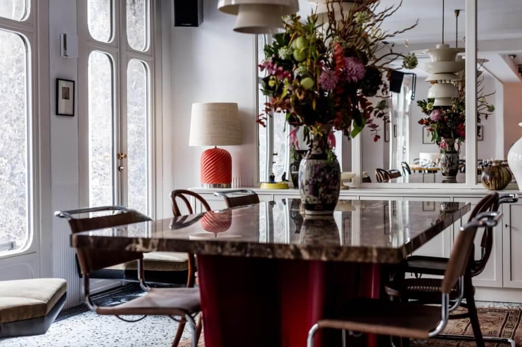 Laat je inspireren door deze dikke hotelinterieurs uit parijs